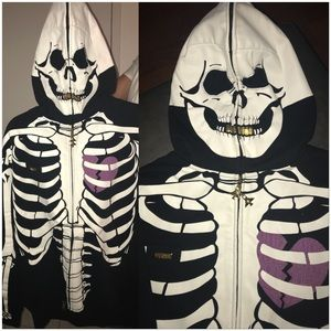 Lrg Shirts Dead Serious Skeleton Hoodie Kanye Xxl Poshmark